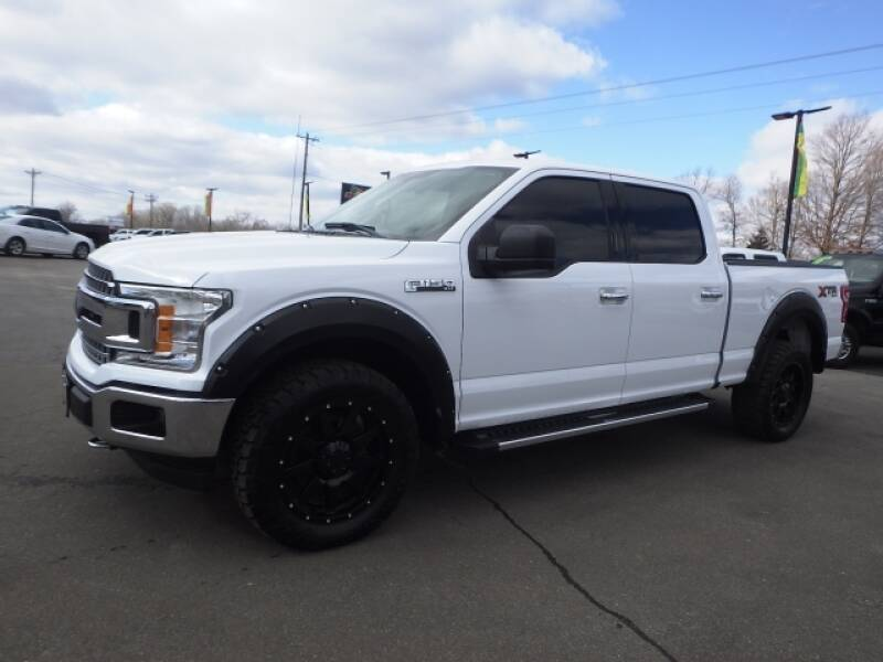 2018 Ford F-150 (image 2)