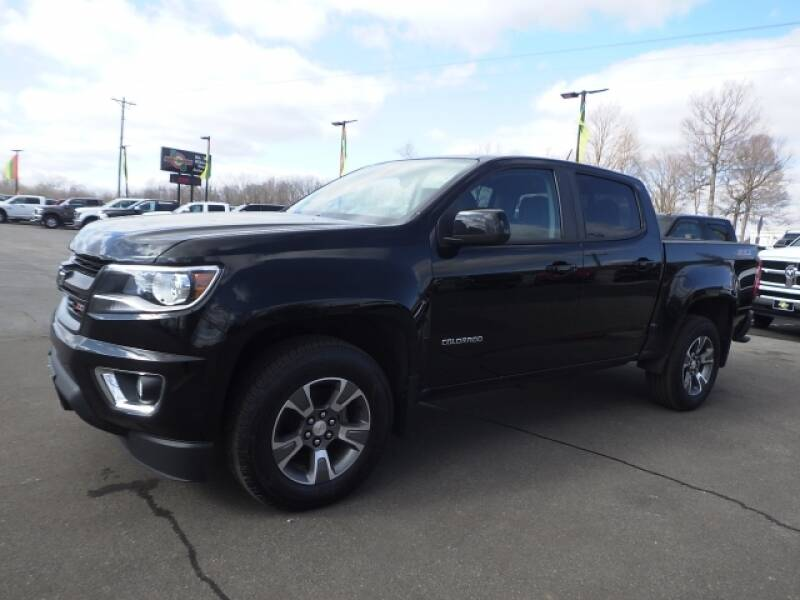 2016 Chevrolet Colorado (image 2)
