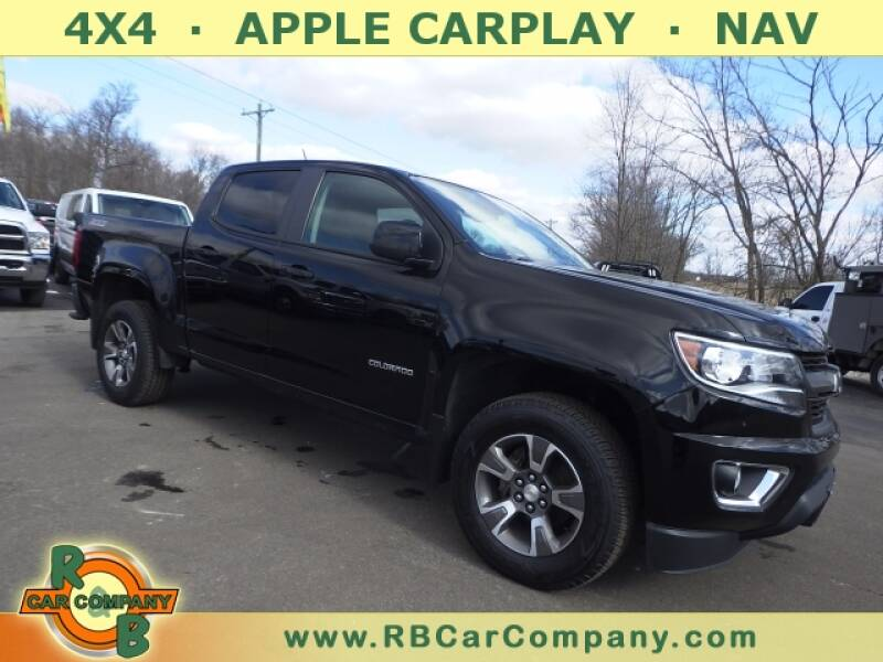 2016 Chevrolet Colorado (image 1)
