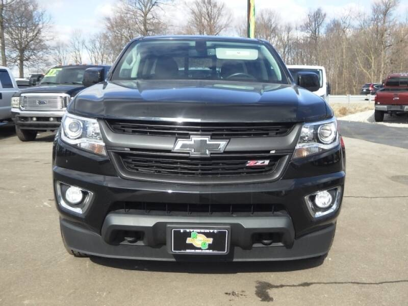 2016 Chevrolet Colorado (image 20)