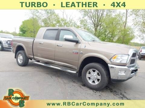 2010 Dodge Ram Pickup 2500 for sale at R & B CAR CO - R&B CAR COMPANY in Columbia City IN