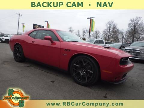 2017 Dodge Challenger for sale at R & B CAR CO - R&B CAR COMPANY in Columbia City IN