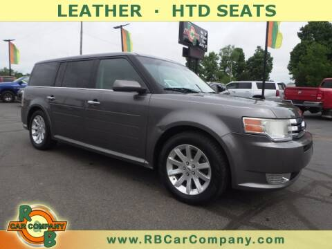 2009 Ford Flex for sale at R & B CAR CO - R&B CAR COMPANY in Columbia City IN