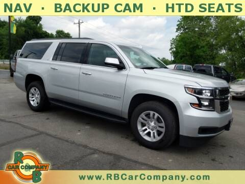 2019 Chevrolet Suburban for sale at R & B CAR CO - R&B CAR COMPANY in Columbia City IN