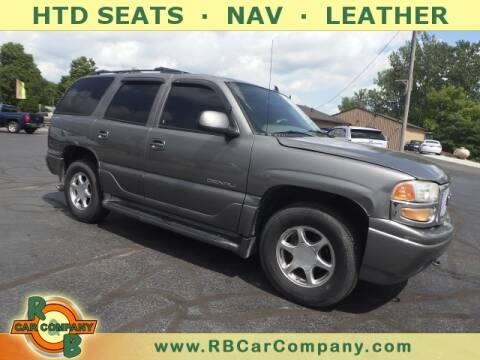 2006 GMC Yukon for sale at R & B CAR CO - R&B CAR COMPANY in Columbia City IN