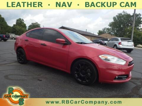 2013 Dodge Dart for sale at R & B CAR CO - R&B CAR COMPANY in Columbia City IN
