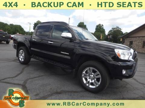 2015 Toyota Tacoma for sale at R & B CAR CO - R&B CAR COMPANY in Columbia City IN