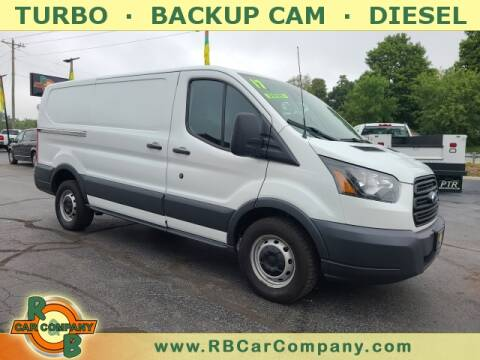 2017 Ford Transit Cargo for sale at R & B CAR CO - R&B CAR COMPANY in Columbia City IN