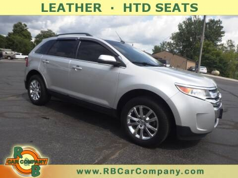 2014 Ford Edge for sale at R & B CAR CO - R&B CAR COMPANY in Columbia City IN