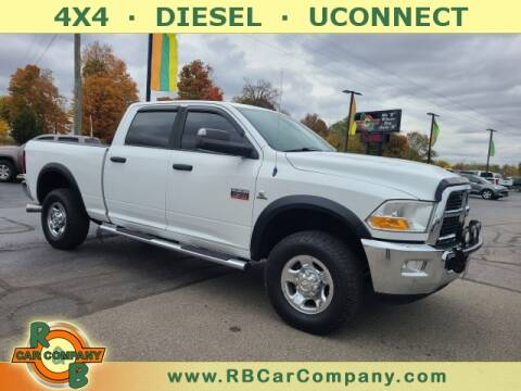 2012 RAM Ram Pickup 2500 for sale at R & B CAR CO - R&B CAR COMPANY in Columbia City IN