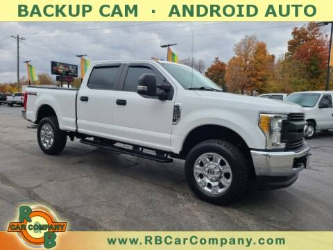 2017 Ford F-350 Super Duty for sale at R & B CAR CO - R&B CAR COMPANY in Columbia City IN