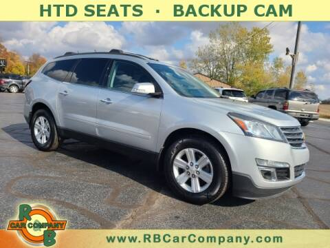 2013 Chevrolet Traverse for sale at R & B CAR CO - R&B CAR COMPANY in Columbia City IN
