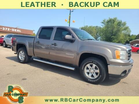 2013 GMC Sierra 1500 for sale at R & B CAR CO - R&B CAR COMPANY in Columbia City IN