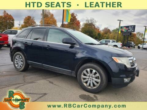 2008 Ford Edge for sale at R & B CAR CO - R&B CAR COMPANY in Columbia City IN