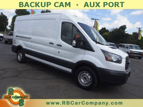 2016 Ford Transit Cargo for sale at R & B CAR CO - R&B CAR COMPANY in Columbia City IN