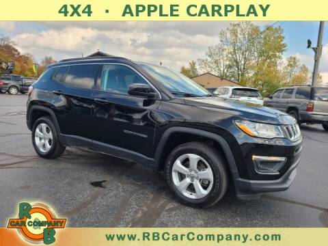 2018 Jeep Compass for sale at R & B CAR CO - R&B CAR COMPANY in Columbia City IN