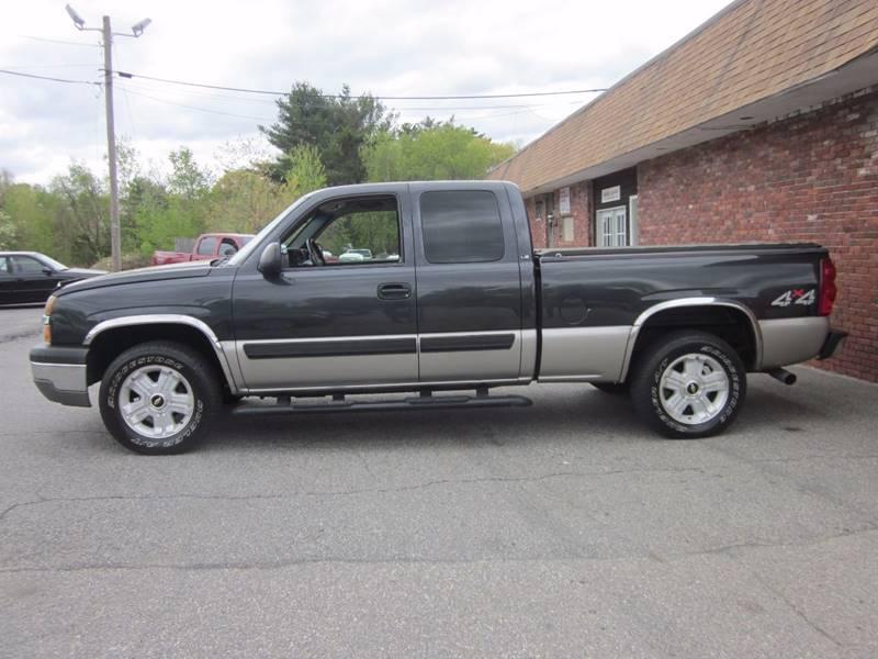 2003 Chevrolet Silverado 1500 4dr Extended Cab LS 4WD SB - Tewksbury MA