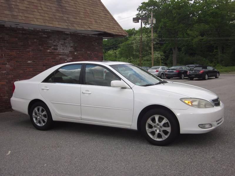 2004 Toyota Camry LE 4dr Sedan - Tewksbury MA