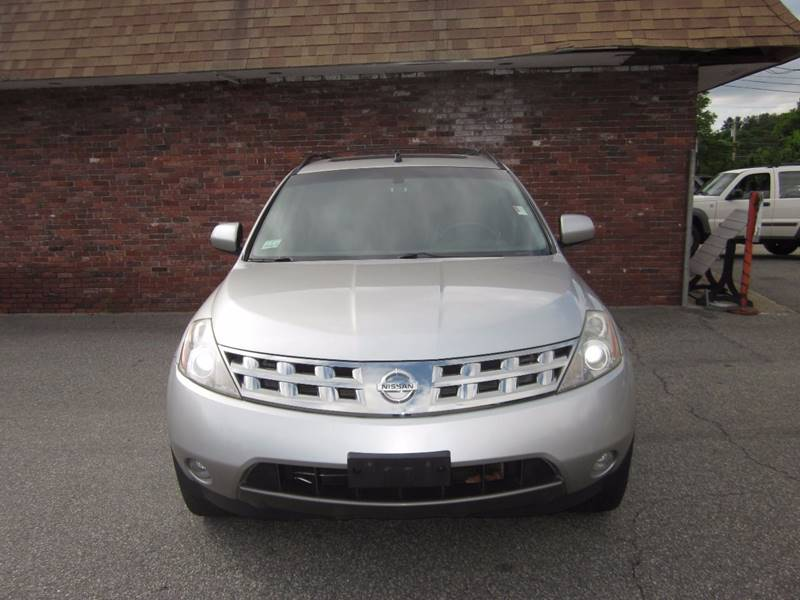 2004 Nissan Murano AWD SL 4dr SUV - Tewksbury MA