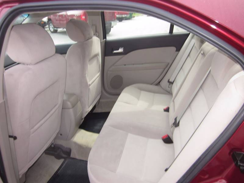 2006 Ford Fusion V6 SEL 4dr Sedan - Tewksbury MA