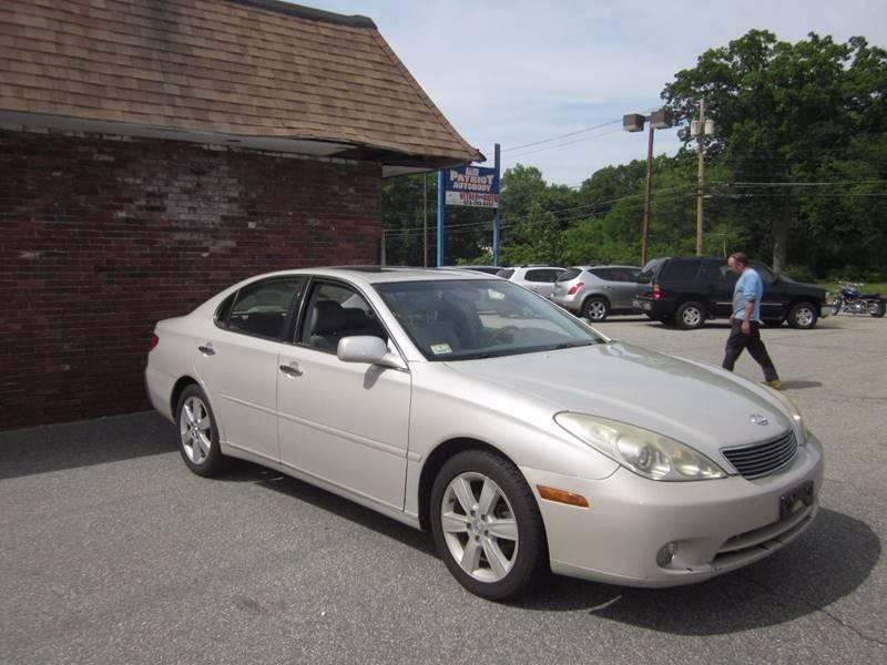 2005 Lexus ES 330 4dr Sedan - Tewksbury MA