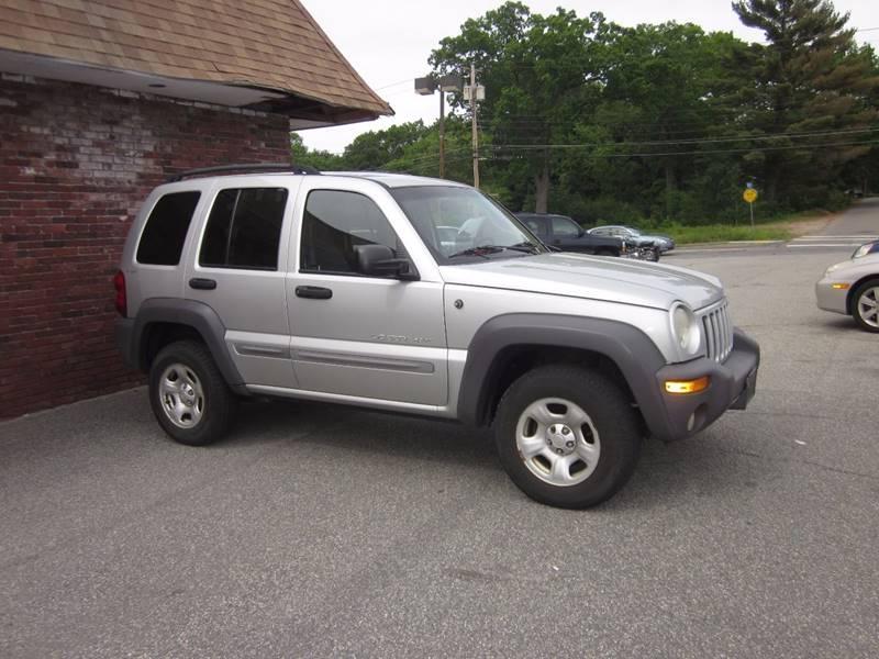2002 Jeep Liberty 4dr Sport 4WD SUV - Tewksbury MA