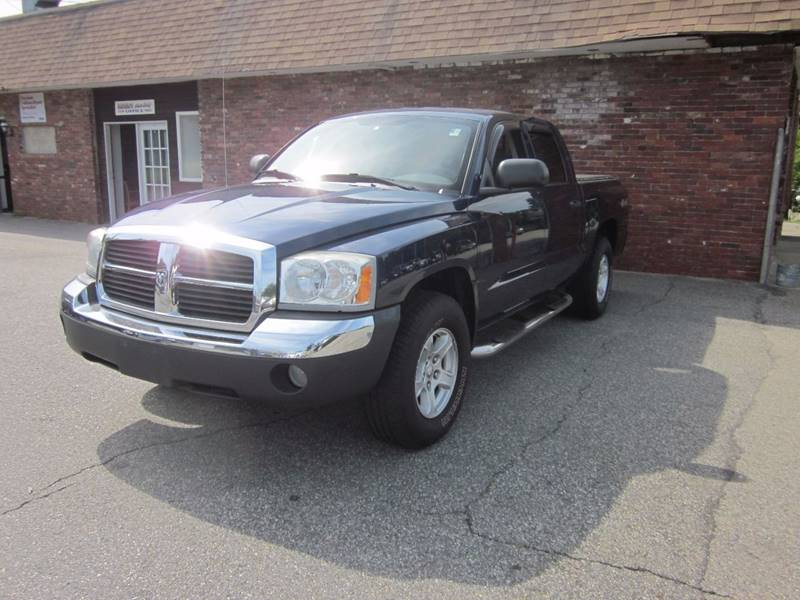 2005 Dodge Dakota 4dr Quad Cab SLT 4WD SB - Tewksbury MA