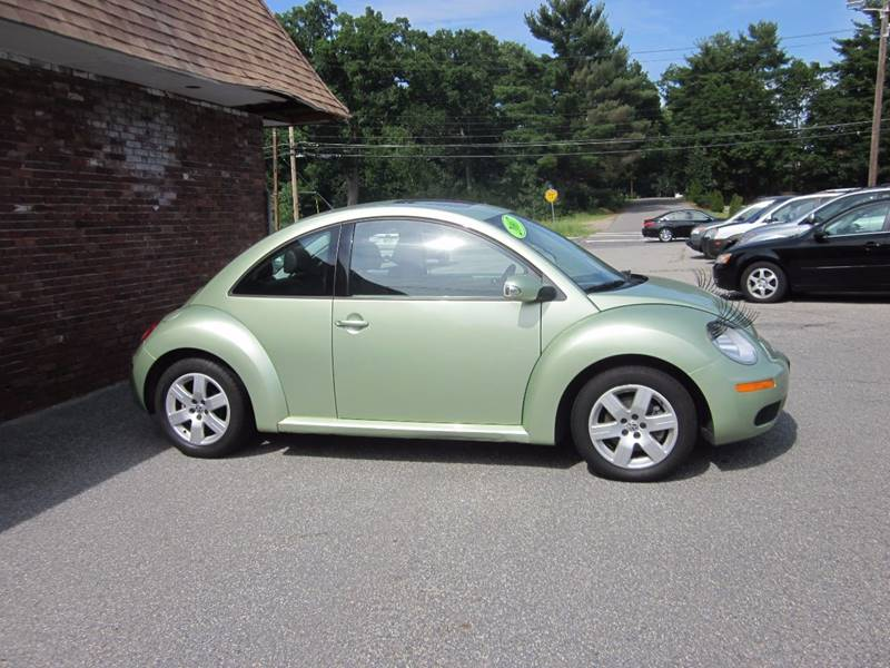 2007 Volkswagen New Beetle 2.5 PZEV 2dr Coupe (2.5L I5 6A) - Tewksbury MA