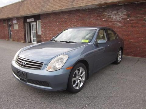 2006 infiniti g35 for sale in tewksbury ma. Black Bedroom Furniture Sets. Home Design Ideas