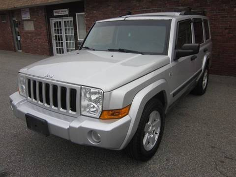 2006 Jeep Commander for sale in Tewksbury, MA