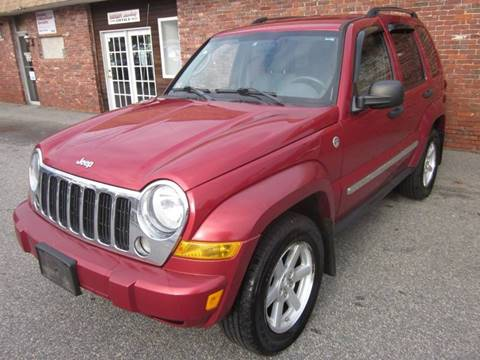 2006 Jeep Liberty for sale in Tewksbury, MA