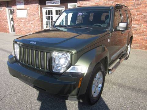 2009 Jeep Liberty for sale in Tewksbury, MA