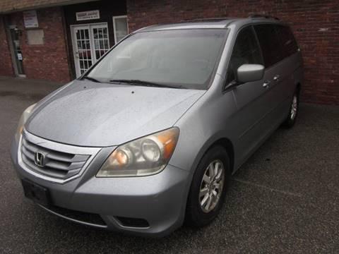 2008 Honda Odyssey for sale in Tewksbury, MA