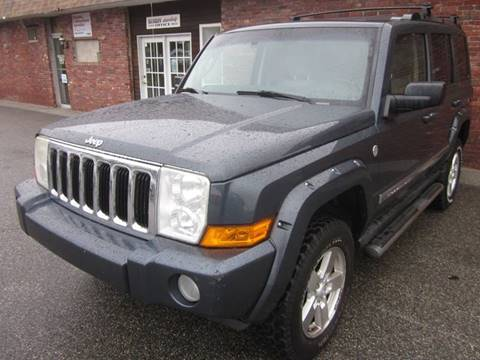 2006 Jeep Commander for sale in Tewksbury, MA