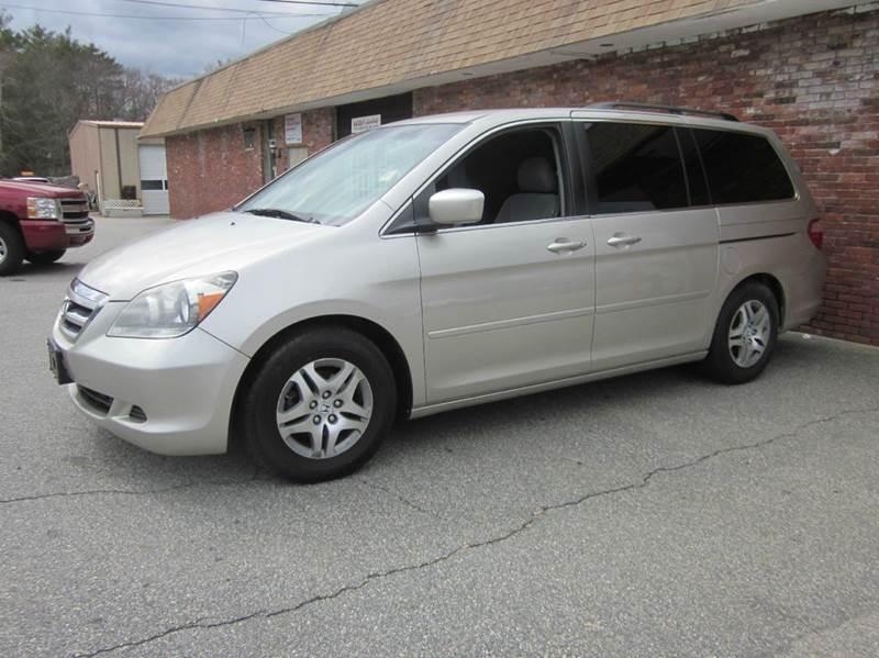 2007 Honda Odyssey EX 4dr Mini-Van - Tewksbury MA