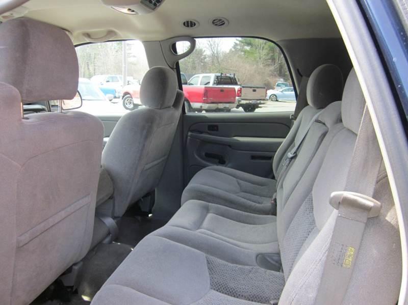 2005 Chevrolet Tahoe Fleet 4WD 4dr SUV - Tewksbury MA