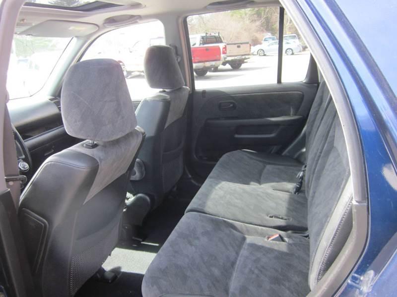 2002 Honda CR-V AWD EX 4dr SUV - Tewksbury MA