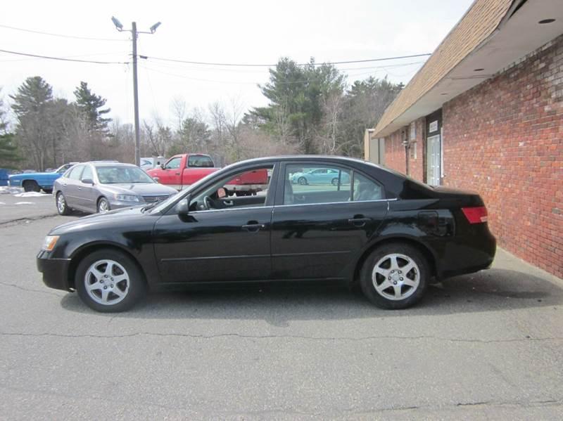 2006 Hyundai Sonata GLS V6 4dr Sedan - Tewksbury MA