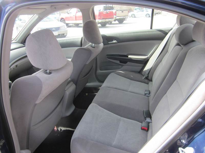 2008 Honda Accord LX 4dr Sedan 5A - Tewksbury MA