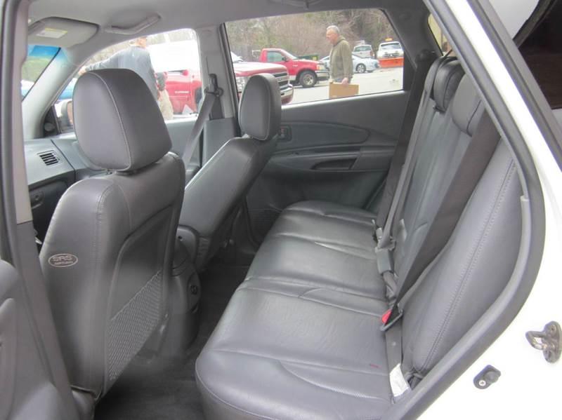 2005 Hyundai Tucson 4dr GLS 4WD SUV - Tewksbury MA