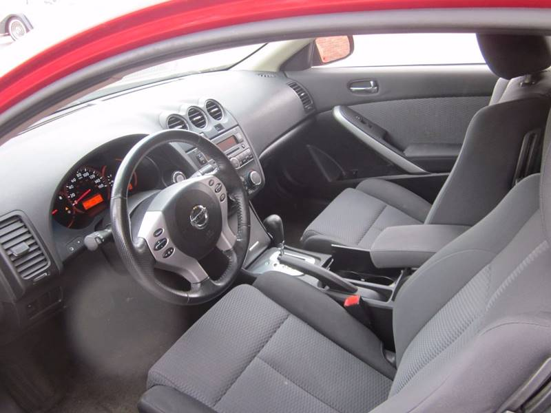 2008 Nissan Altima 2.5 S 2dr Coupe CVT - Tewksbury MA