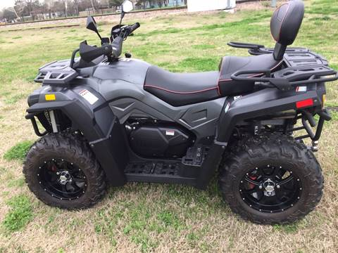 2016 Odes ASSAILANT 800 ATV for sale at JENTSCH MOTORS in Hearne TX
