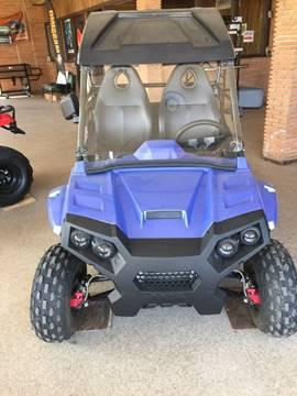 2017 Odes BLAZER 170 for sale at JENTSCH MOTORS in Hearne TX