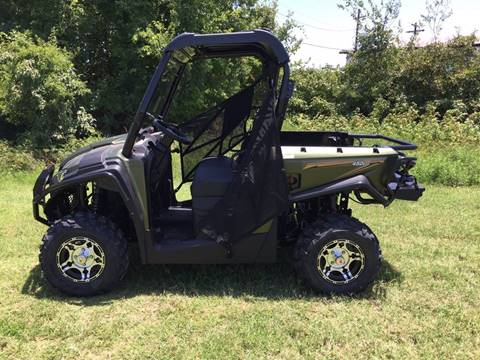 2018 Kymco 450i LE HUNTER for sale at JENTSCH MOTORS in Hearne TX