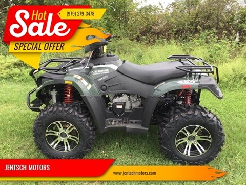 2018 Massimo 500D for sale at JENTSCH MOTORS in Hearne TX