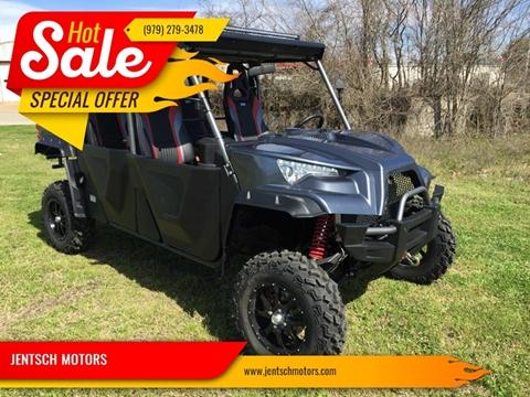 2019 Odes DOMINATOR 1000X4 LT ZEUS for sale at JENTSCH MOTORS in Hearne TX