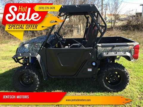 2019 Odes DOMINATOR 800 X2 ST for sale at JENTSCH MOTORS in Hearne TX