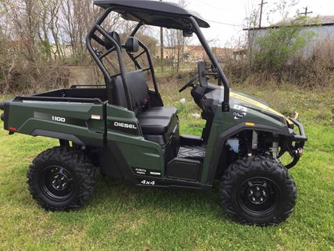 2019 Massimo T-BOSS 1100 DIESEL for sale in Hearne, TX