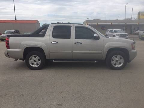 2008 Chevrolet Avalanche for sale at JENTSCH MOTORS in Hearne TX