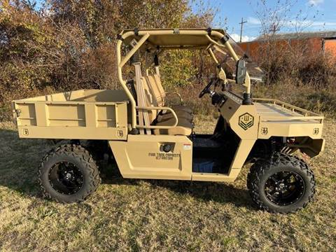 2019 Massimo WARRIOR 1000X for sale at JENTSCH MOTORS in Hearne TX